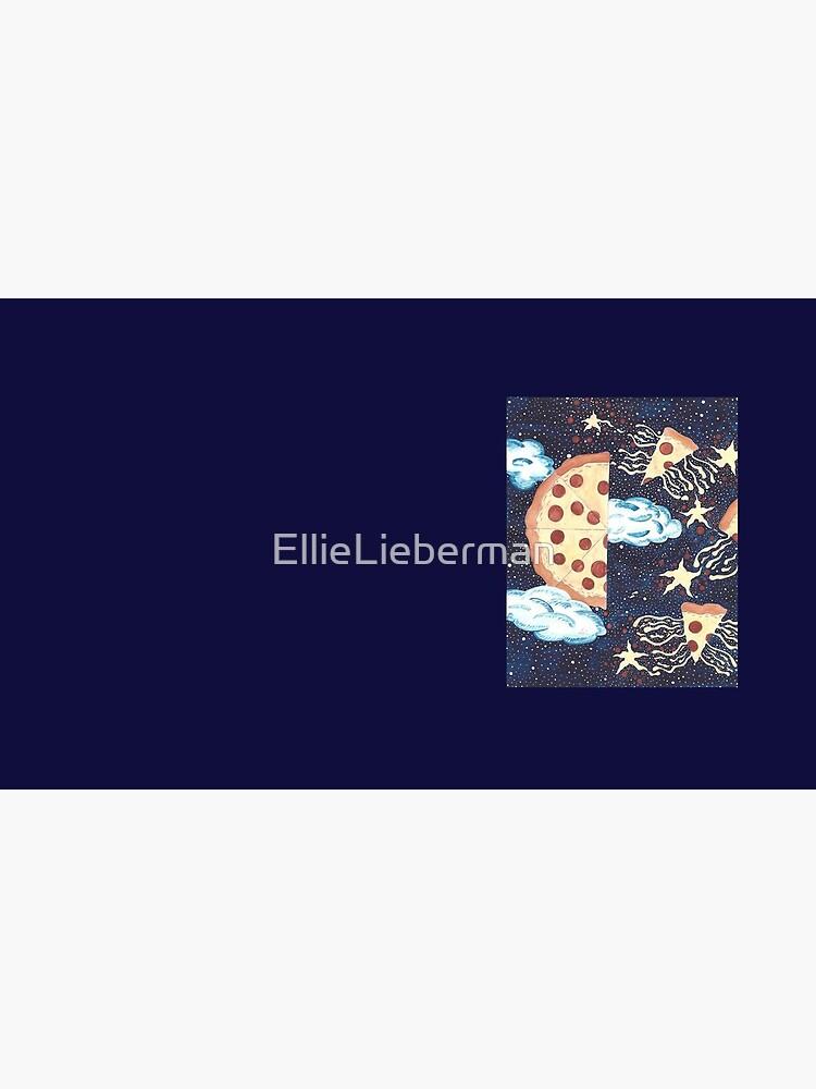 Pizza Moon  by EllieLieberman