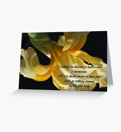 For All Mothers Everywhere Greeting Card