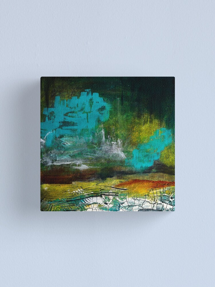 Alternate view of Storm Clouds Canvas Print