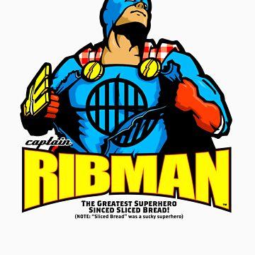 Captain RibMan, Ahoy! by RibMan