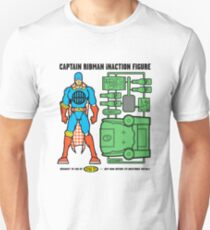 Captain RibMan InAction Figure T-Shirt