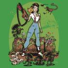 Alien Princess by Captain RibMan