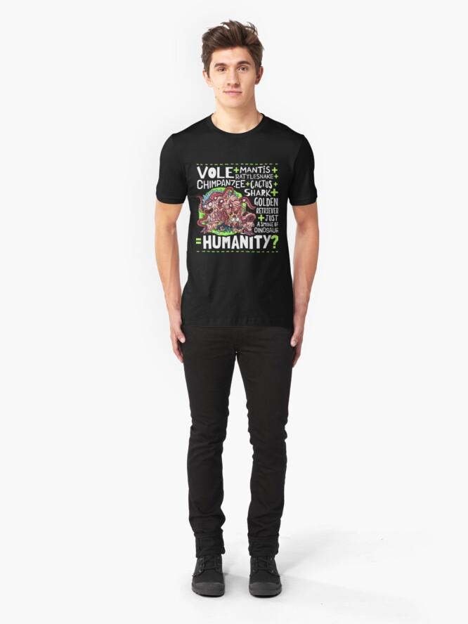 Alternate view of Cronenberg Recipe Slim Fit T-Shirt