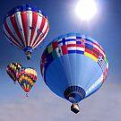 Balloon Race by John Dalkin