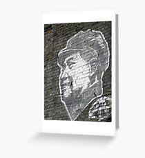 Mao  Greeting Card