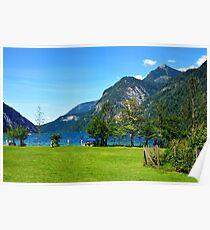 Lake Königssee 02. Germany. Poster