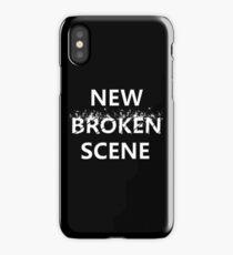 5SOS New Broken Scene Lyric iPhone Case/Skin