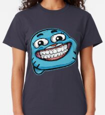 Gumball Watterson from The Amazing World of Gumball™ with a Funny Cheesy Smile Classic T-Shirt