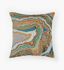 Lichen Throw Pillow
