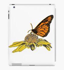 Schmetterling iPad-Hülle & Klebefolie
