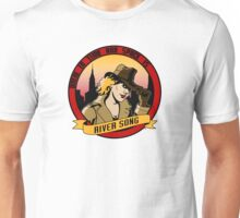 Where In Time and Space Is River Song? Unisex T-Shirt