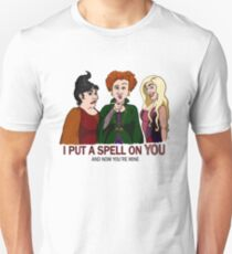 I Put A Spell On You T-Shirt