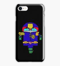 Dredd it iPhone Case/Skin