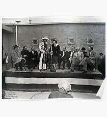WCBL Radio of Benton, Kentucky Poster