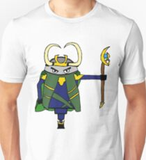 The NORSE God of Mischief  T-Shirt