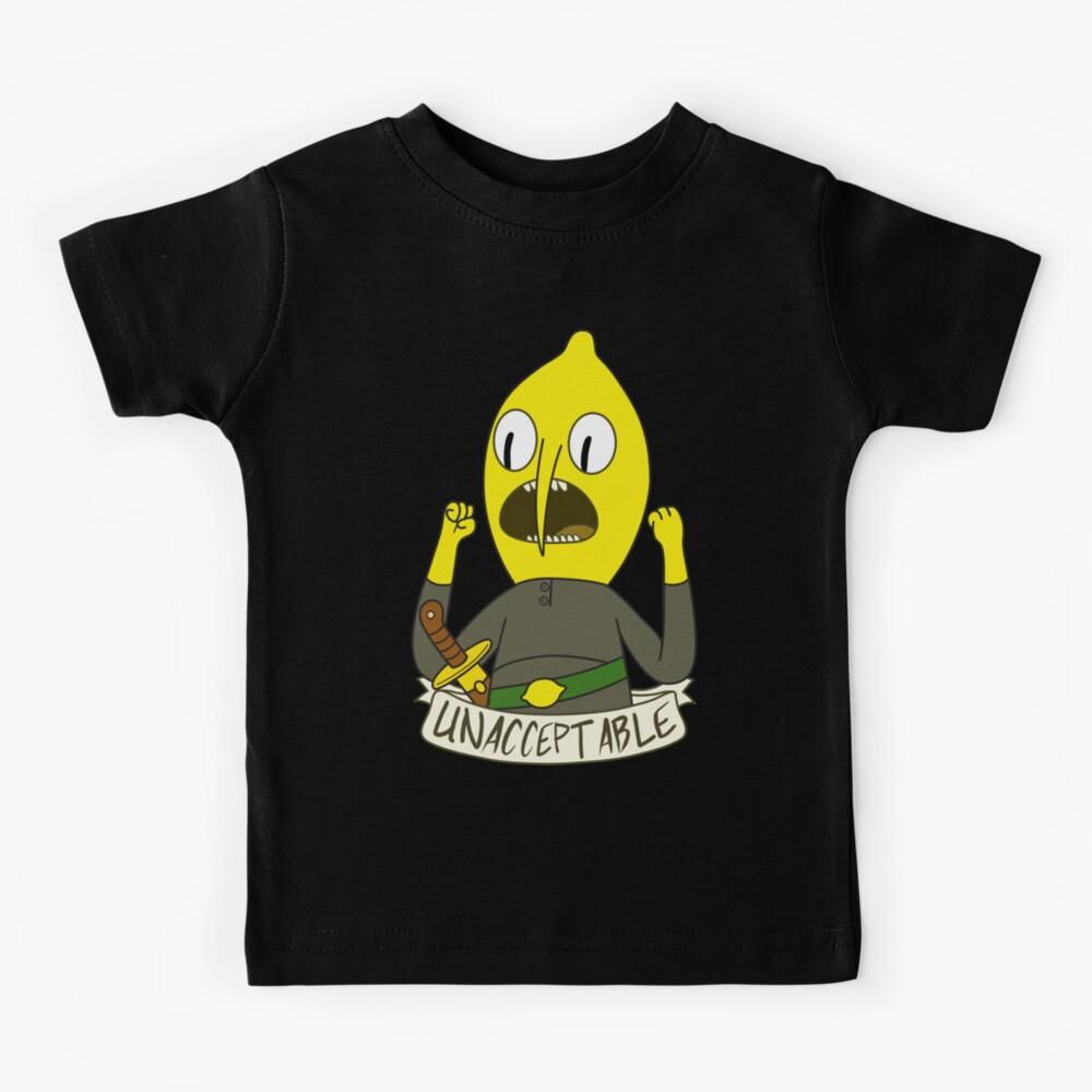 Lemongrab Kids T-Shirt