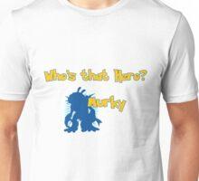 Who's that Murky? Unisex T-Shirt