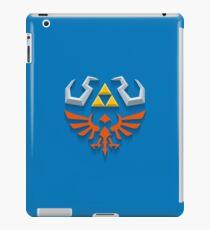 The Legend of Zelda - Link's Hylian Shield iPad Case/Skin