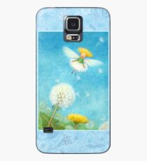 Tix - cute little dandelion-pixie Case/Skin for Samsung Galaxy