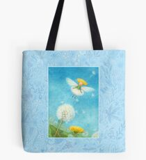 Tix - cute little dandelion-pixie Tote Bag