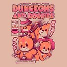 Dungeon and Doggies by Ilustrata Design