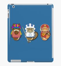 Workobeez THREE GOOD SPORTS! iPad Case/Skin