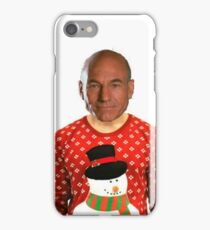 Christmas Picard iPhone Case/Skin