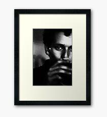 Peter Critchley ... Art Unit friend Framed Print