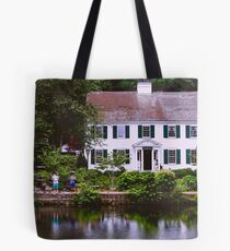 Quintessential New England Tote Bag