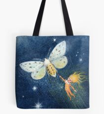 Snip - cute spark-pixie Tote Bag