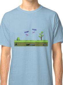 Duck Hunt! Pew! Pew! Classic T-Shirt