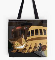 Wrong Bus Tote Bag