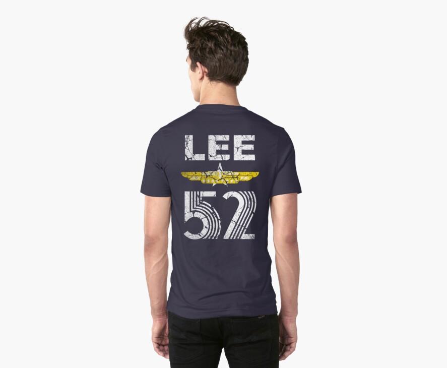 Team LEE- stressed by Michael Lee