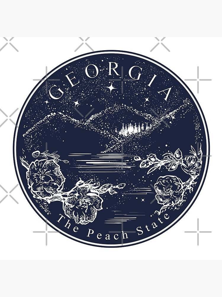 Georgia. The peach state by intueri