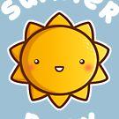 Summer Baby - Kawaii Summer Sun by perdita00