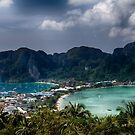 Phi Phi Viewpoint by Ruski