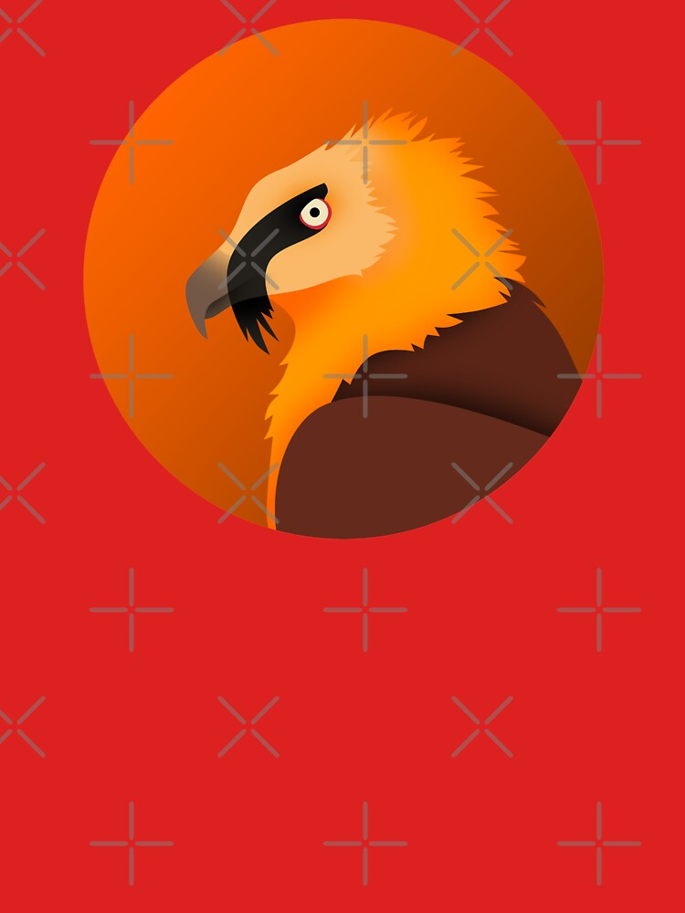 Bearded Vulture by DeguArts