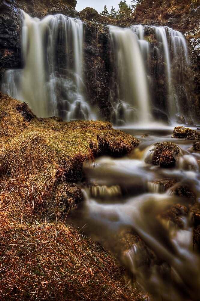 Silky Flow (2) by Karl Williams