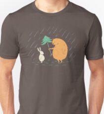 The Kindness of Mr Bear Unisex T-Shirt