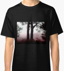 Morning Mist in Gippsland Classic T-Shirt