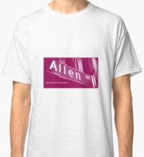 Allen Avenue1, Pasadena, California by MWP Classic T-Shirt