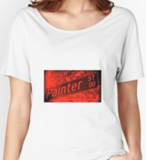 Painter Street1, Pasadena, CA by MWP Relaxed Fit T-Shirt