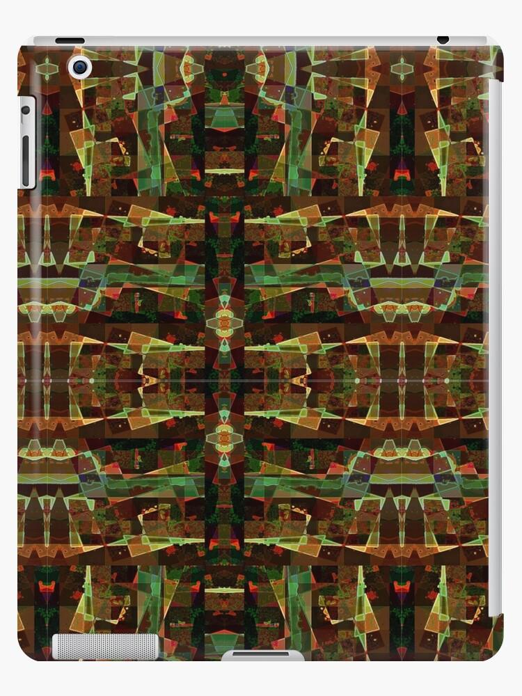 Mayan Design by TaffyTrotski