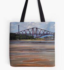 Beach and Bridges Tote Bag