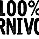 100% Carnivore by Artlife