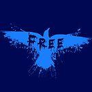 Freier Vogel von American  Artist