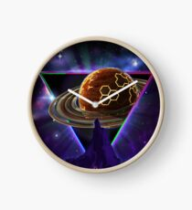 Summon the Future - Synthwave Blade Runner Future Clock