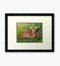 Baby Joy! Framed Print
