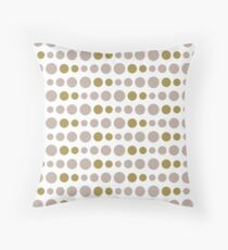 Australian Coins (AUD dollars and cents) Throw Pillow