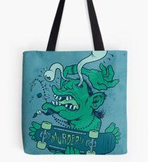 Shredder (subdued color) Tote Bag